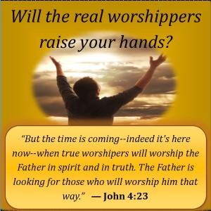 real-worship